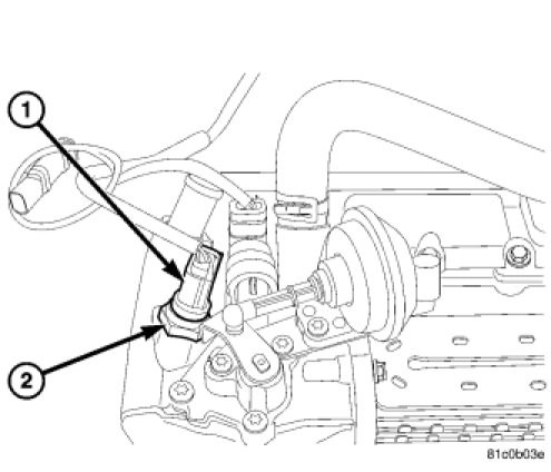 2008 Dodge Sprinter Engine Diagram