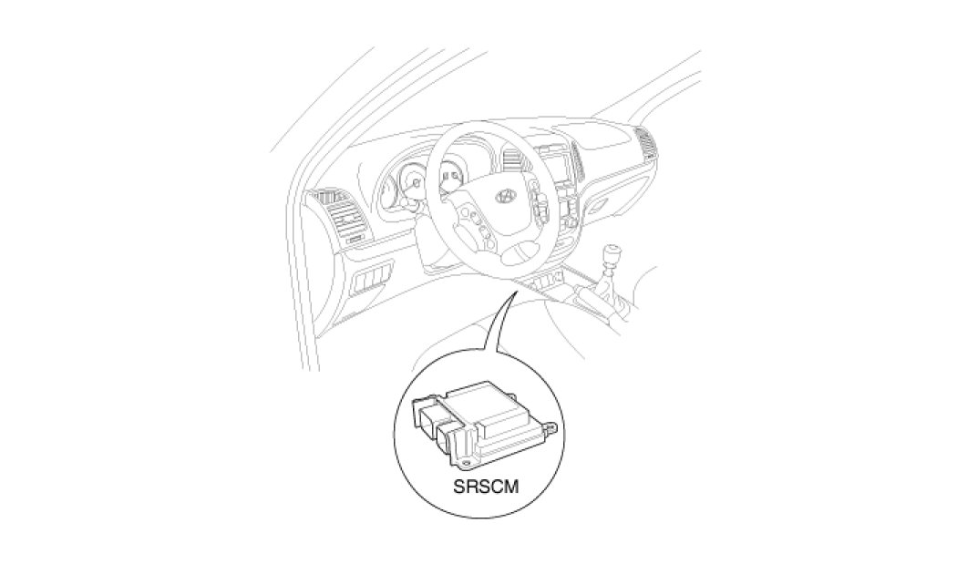 how do you remove the airbag module in a 2010 hyundai