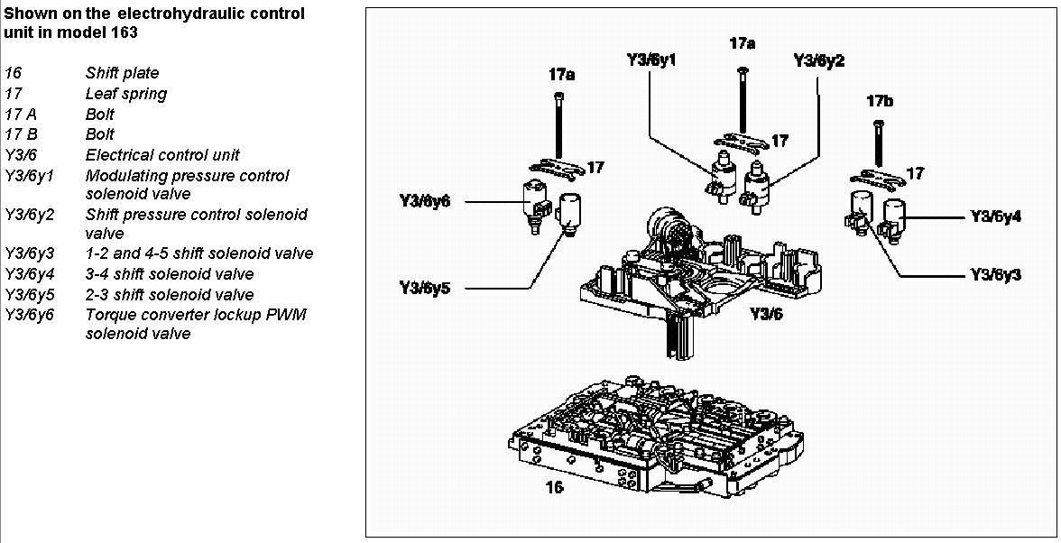 722 6 transmission control module