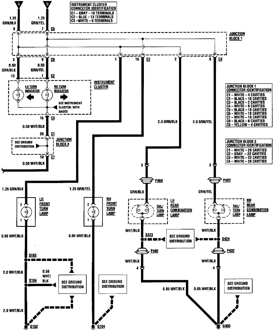 2004 pontiac sunfire stereo wiring harness [diagram] 1995 geo prizm fuse box diagram full version hd ...