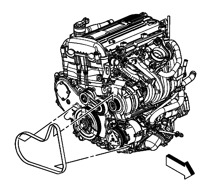 belt diagram 09 chevy hhr  belt  free engine image for