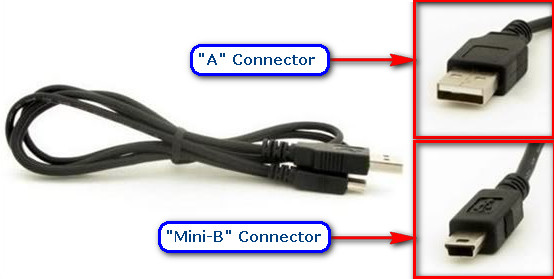 gps download cable usb: