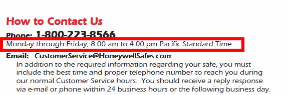 Brinks home security safes model 5059
