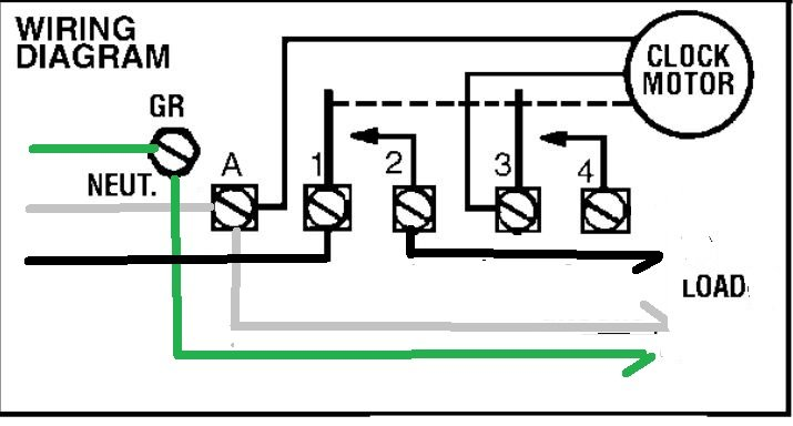 555 timer wiring schematic i have a t103 intermatic timer and would like to hard wire ... diagram timer wiring switch 8546681c #15