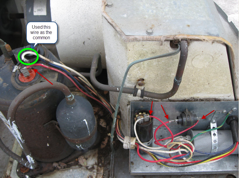 2005 Fleetwood Roof Ac Units Have 2 One Needs Charging