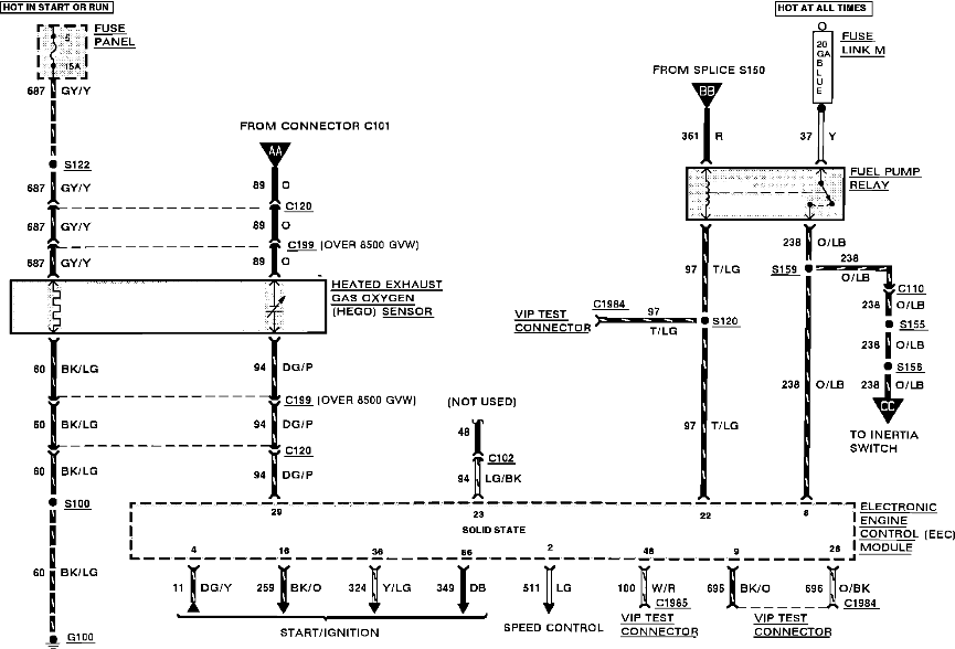 ford econoline e350 blower wiring schematic i have a 1993 e350 class c motorhome. every time i try to ...