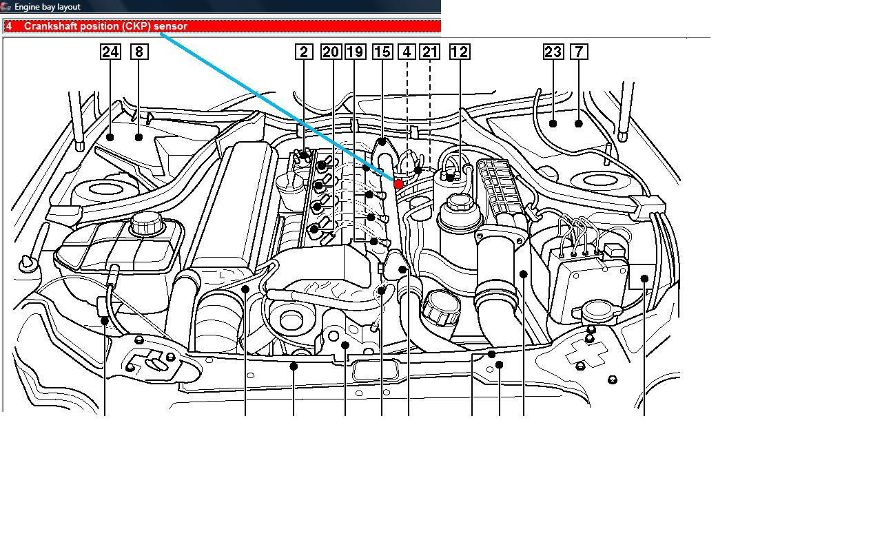 there is an intermittent problem when starting my mercedes