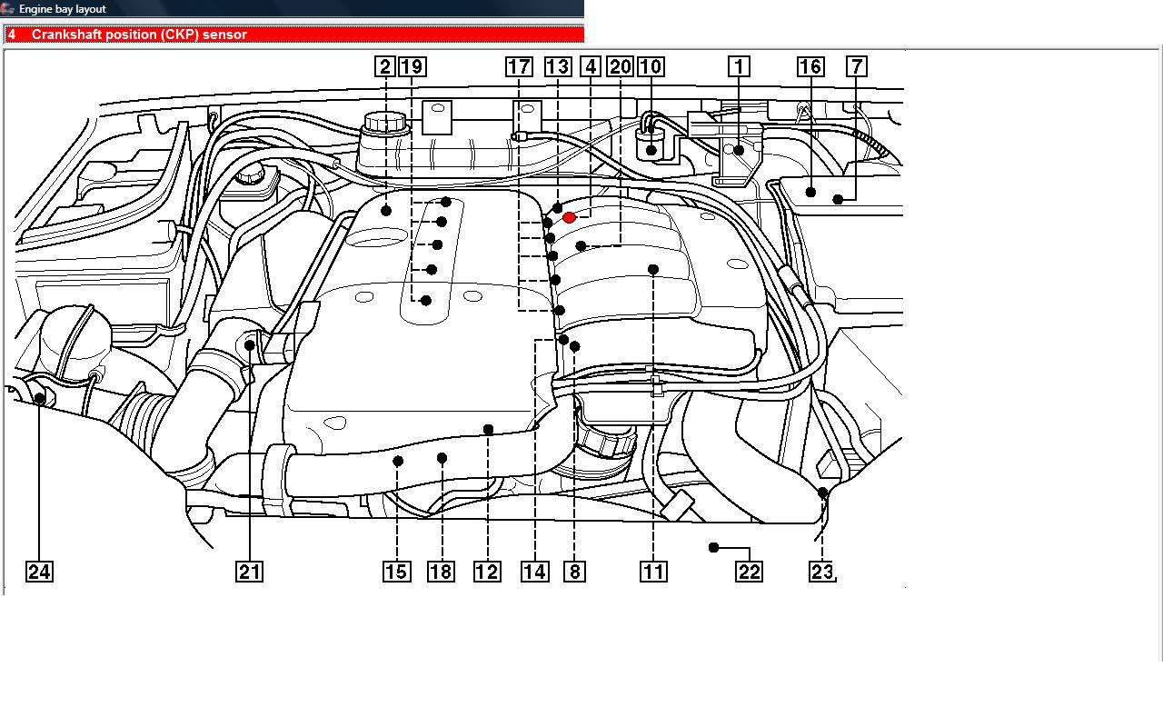 2003 mercedes c240 engine diagram