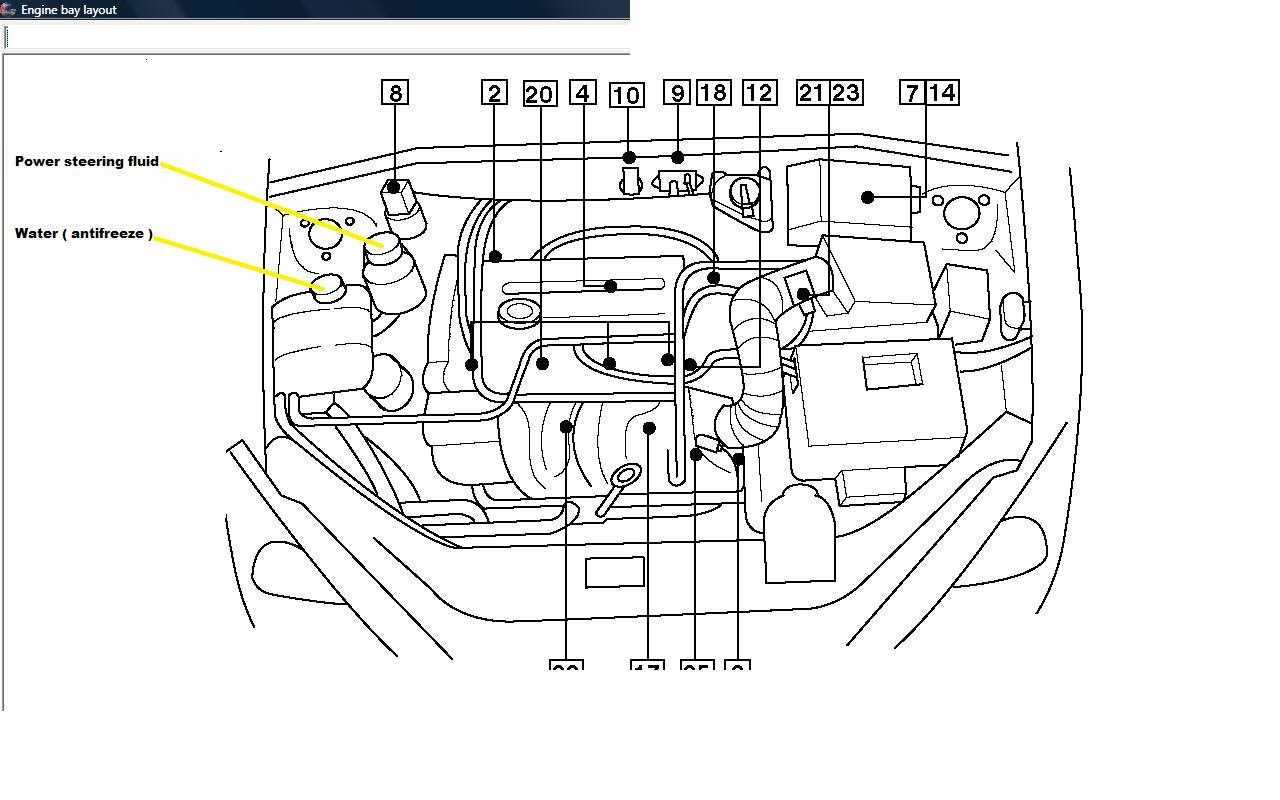 2004 ford focus schematic