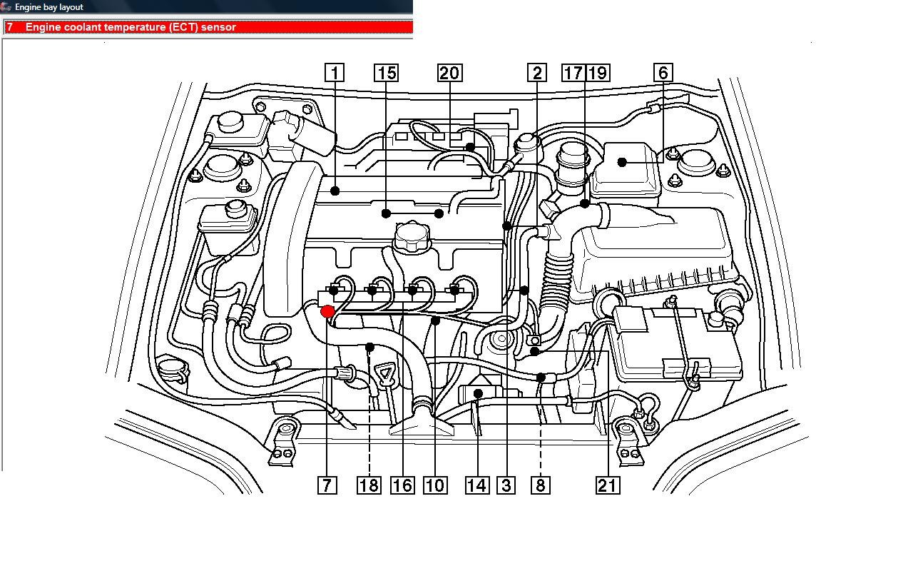2001 volvo s60 turbo sensor diagram  2001  free engine