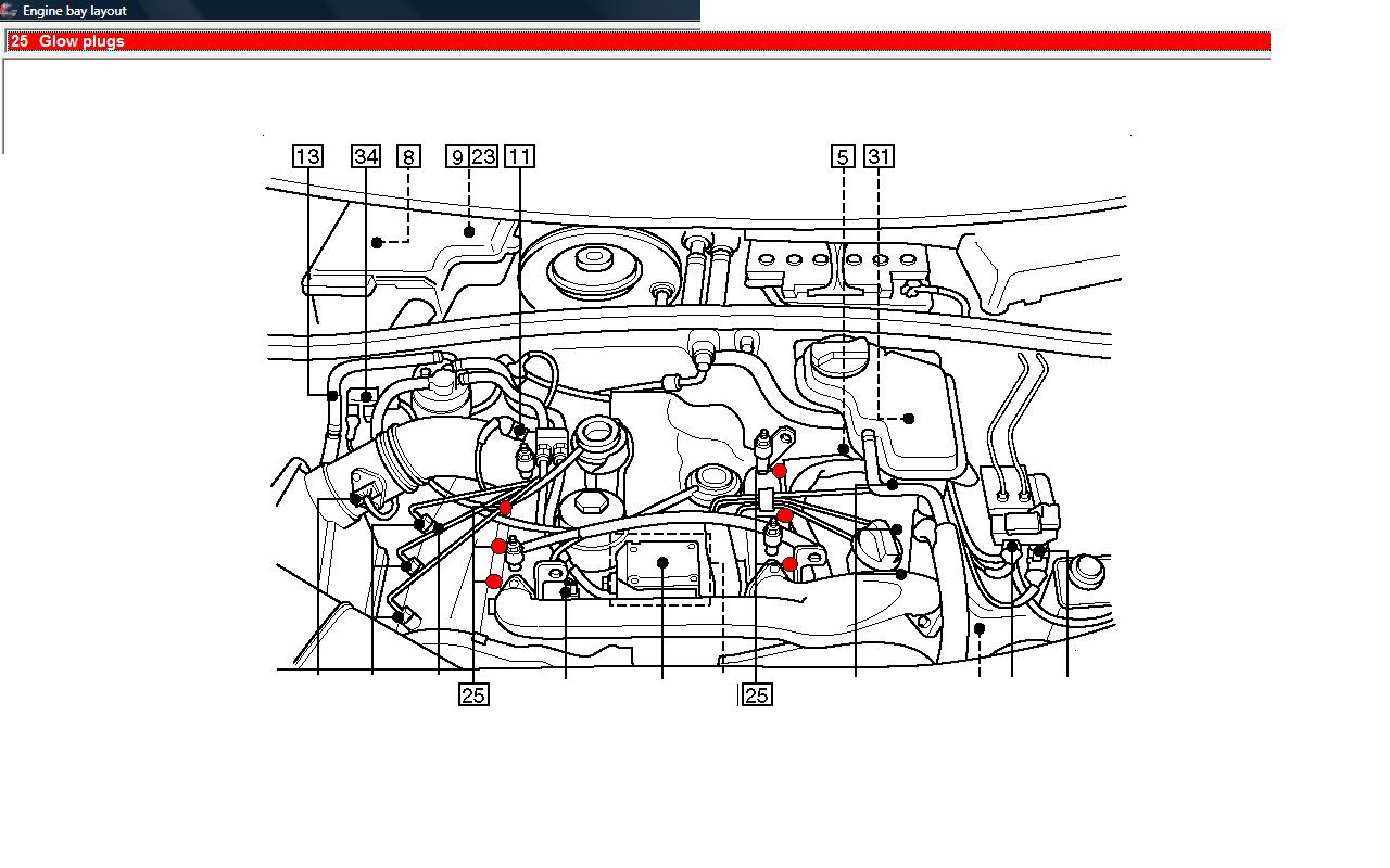 nissan 2002 engine diagram