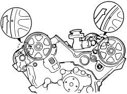 diagram cam timing marks on 1994 626 2 5 engine. Black Bedroom Furniture Sets. Home Design Ideas