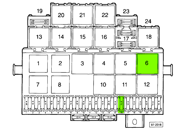 Fuse Box Location Mk4 Jetta : Jetta lighter fuse location autos post