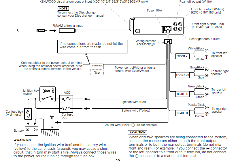 kenwood model kdc mp4028 wiring diagram get free image about wiring diagram