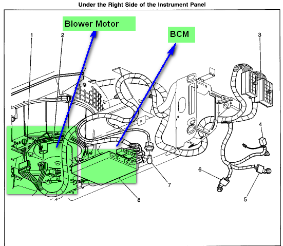 2011 chevy colorado wiring diagram with Colorado 20bcm 20location on 20110 additionally Camshaft Position Sensor Engine Location likewise Colorado 20bcm 20location also Gm Lu3 Engine furthermore 17342 How Replace Exhaust Camshaft Actuator Solenoid Print.