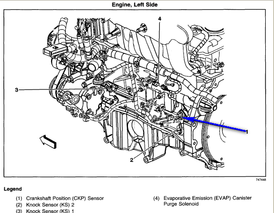 knock sensor location on chevy silverado  knock  free engine image for user manual download