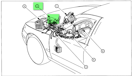 2008 saturn vue battery diagram html