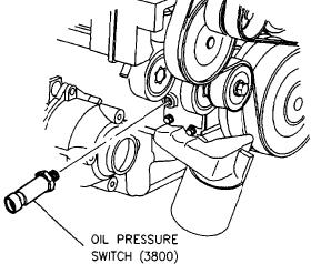Can Oil Pressure Sending Unit Cause Car To Shut Off