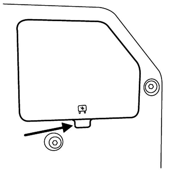 ford escape 2015 fuse panel