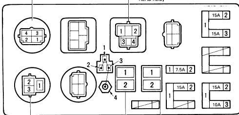 toyota land cruiser i am looking for a fuse box diagram 80 series graphic