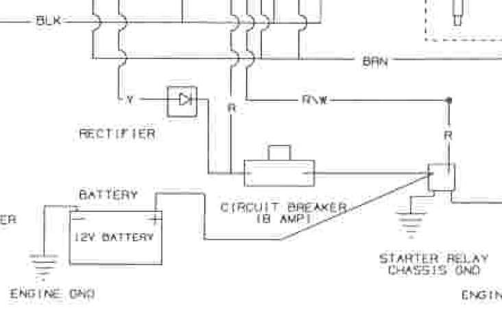 working on a 98 polaris 600 xc 12 volt regulator