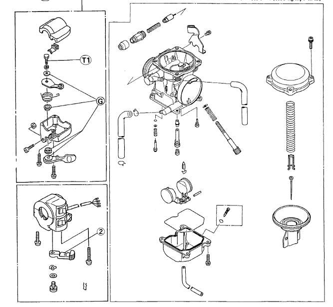 polaris mikuni carb diagram