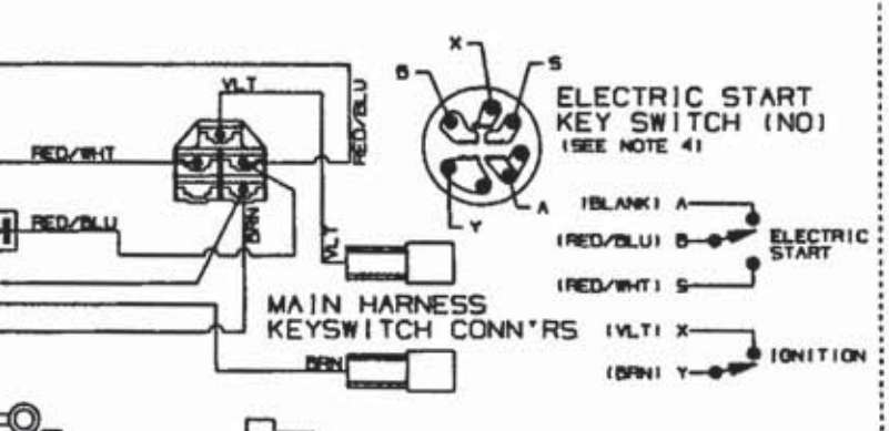 Scheme electr tractoare moreover 6oby3 Yamaha Yfm 225 Moto4 Elec Problem Battery Good Turn furthermore John Deere Lawn Tractor Solenoid Wiring in addition Starter Crank Fuel Shutoff Solenoid Wiring in addition Gthawkdelcosi. on john deere ignition switch test