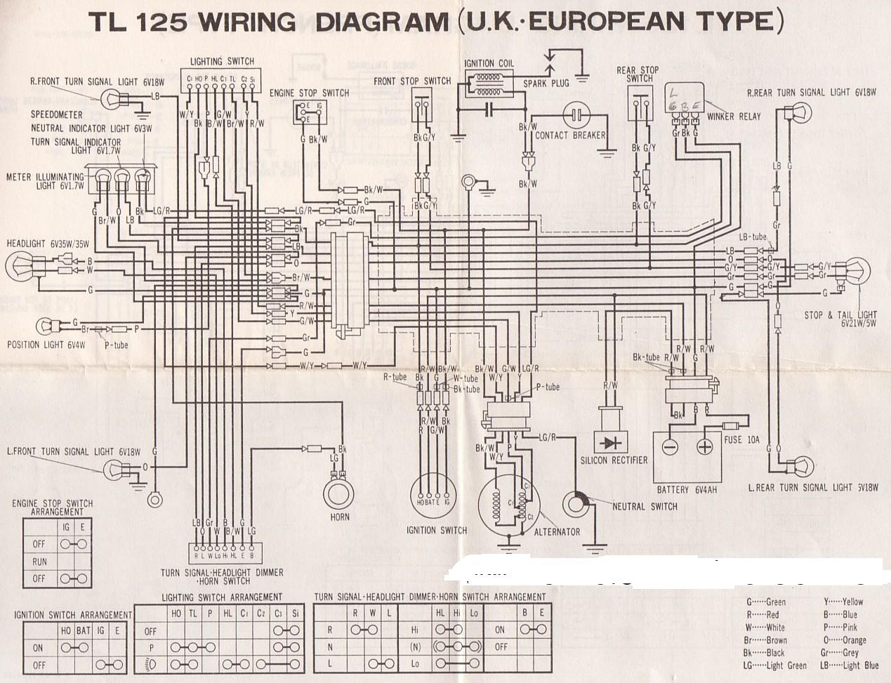 Trx300ex Wiring Diagram Wire Data Schema Honda 300 Fourtrax Parts 2000 01