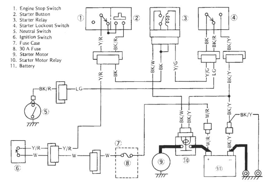 wiring diagram as well st1300 on 2006 wiring get free image about wiring diagram