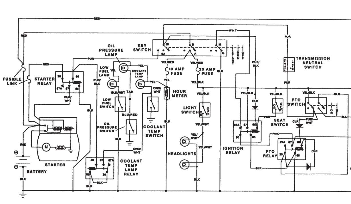 can someone get me a readable version of the wiring diagram full size image