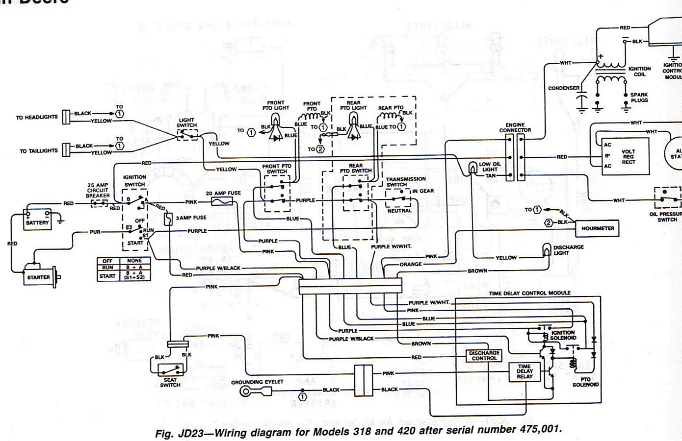 john deere 140 deck belt diagram  john  free engine image