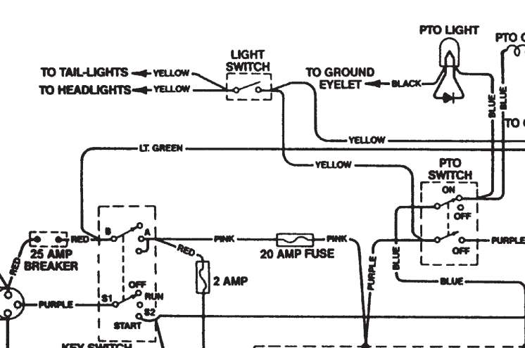 john deere automatic wiring diagram john wiring diagrams