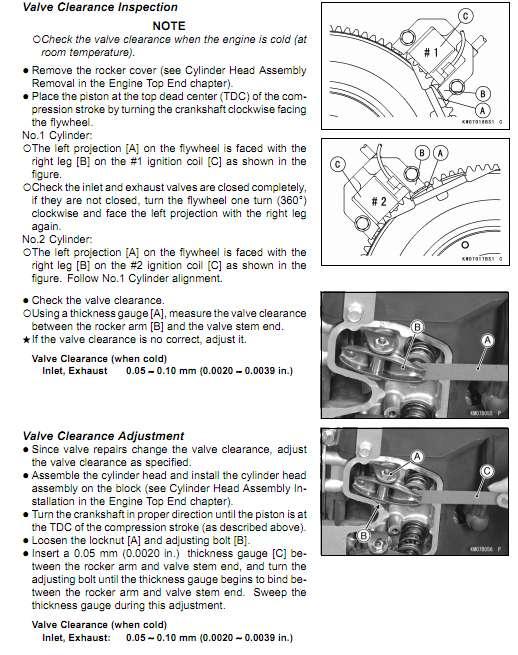 How To Adjust Valves On A Kawasaki  Hp