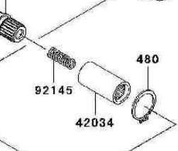 Wiring Diagram Kawasaki Bayou 300