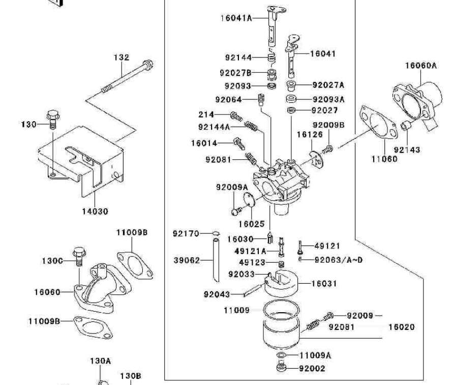 kawasaki mule engine diagram kawasaki wiring diagrams