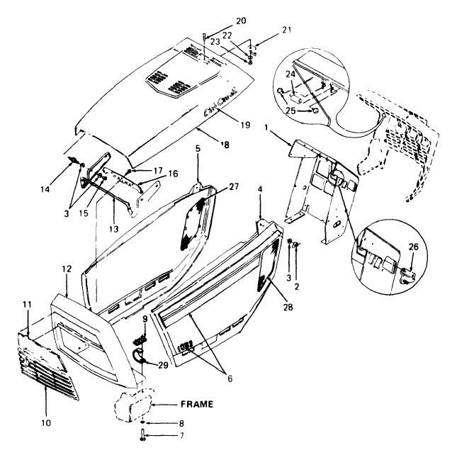 Toro Z4200 Parts Diagram - Tractor Repair With Wiring Diagram
