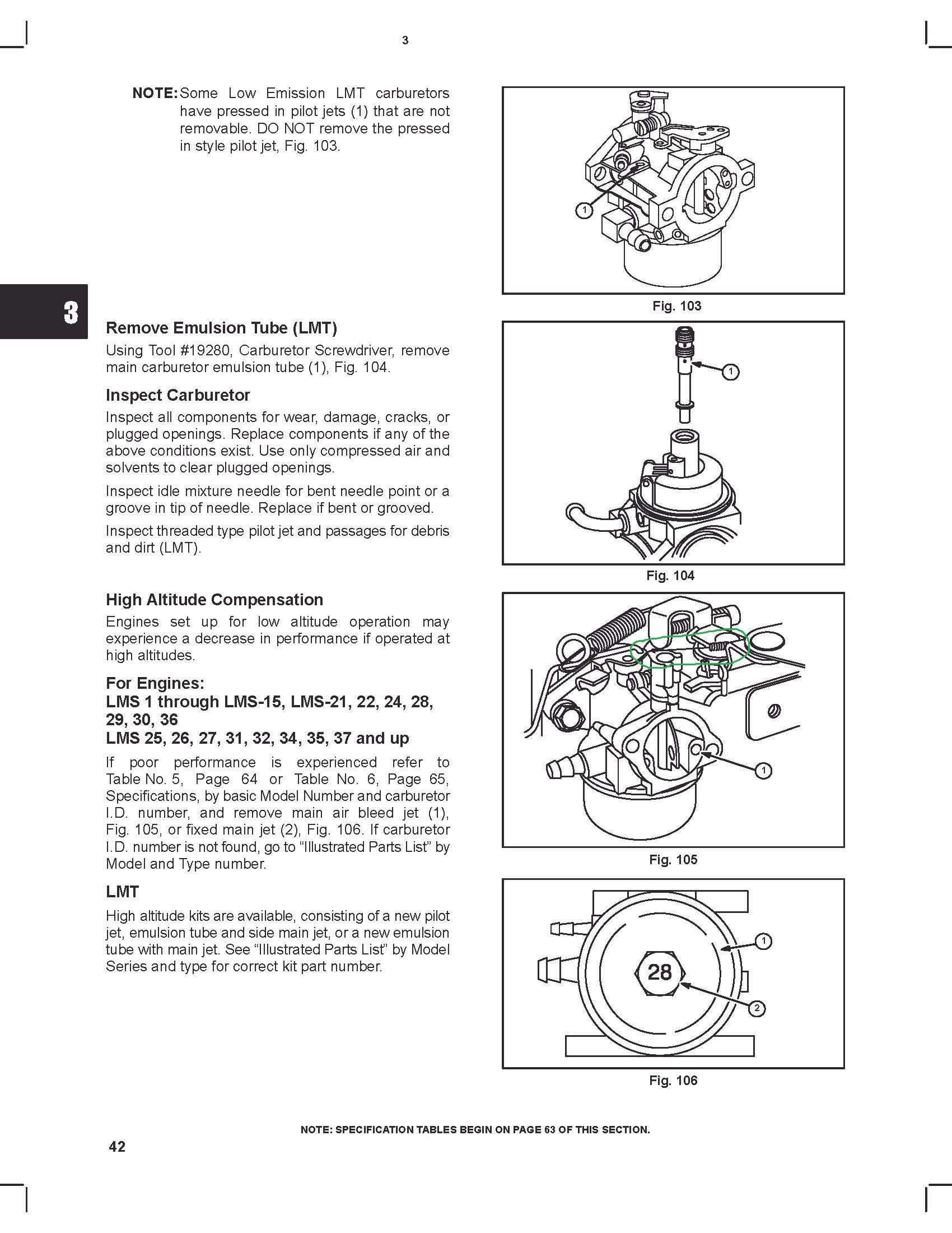Single Cylinder L Head Briggs Stratton on Briggs And Stratton 8hp Carburetor Diagram