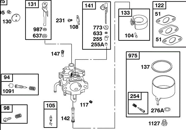 23 hp briggs and stratton wiring diagram  23  free engine