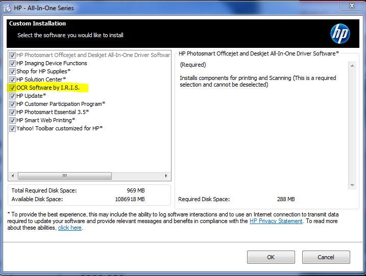 Hp Psc 1500 Series драйвер Windows 7