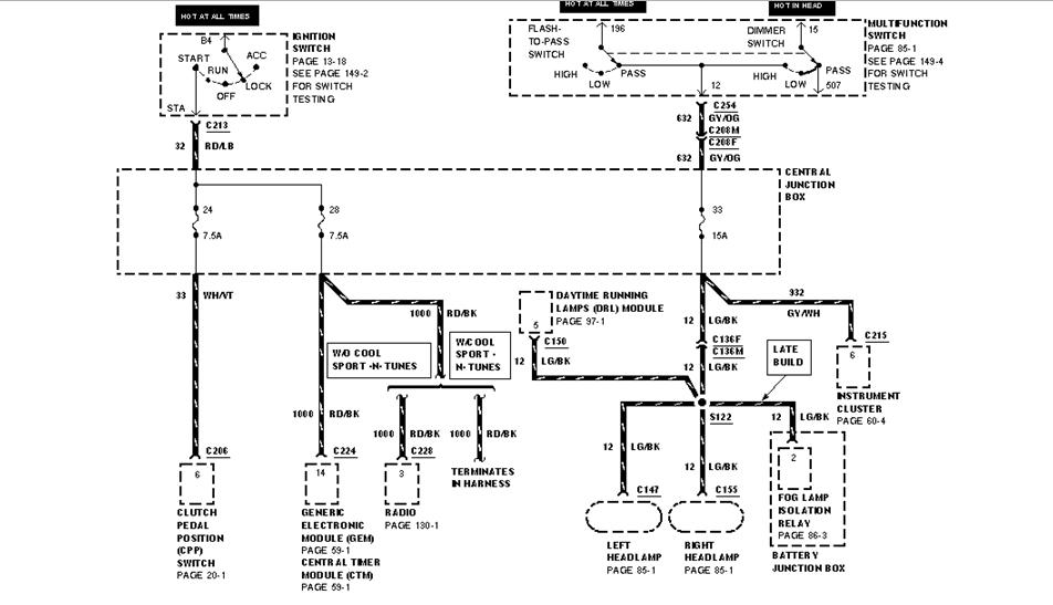 95 ranger anti slosh wiring diagram  95  get free image