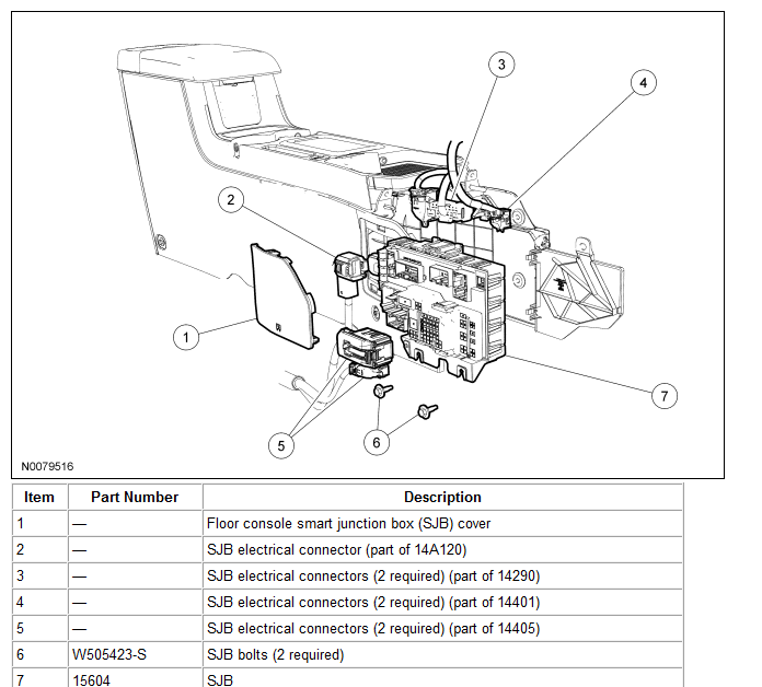2004 mustang cobra battery junction box html
