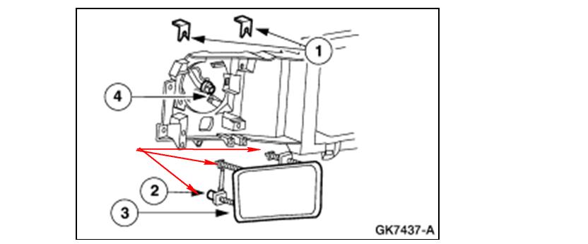 2003 ford f250 headlight adjustment