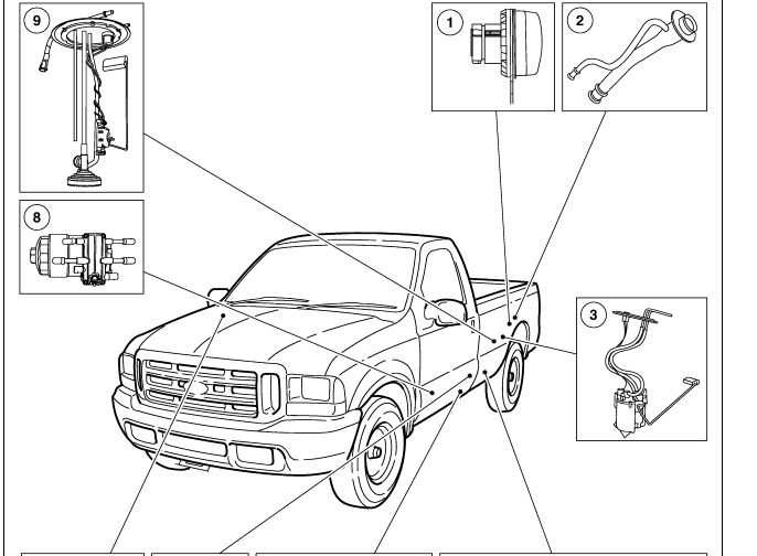 2002 Ford F 250 7 3 Parts Diagram 2002 Free Engine Image