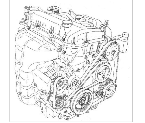 need a serpentine belt diagram for a 2006 mazda speed 6 2