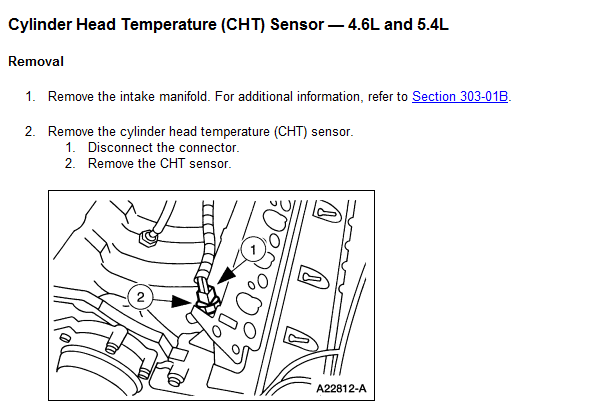 2003 Ford F 150 4 6 Engine Coolant Temperature Sensor Html