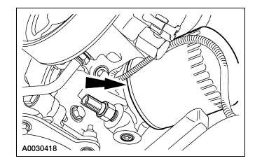 ford f 150 oil pressure sensor location