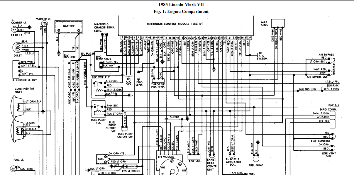 Mark 7 wiring diagram