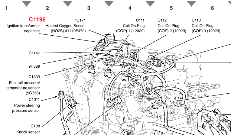 wiring diagrams 2005 ford focus zx4
