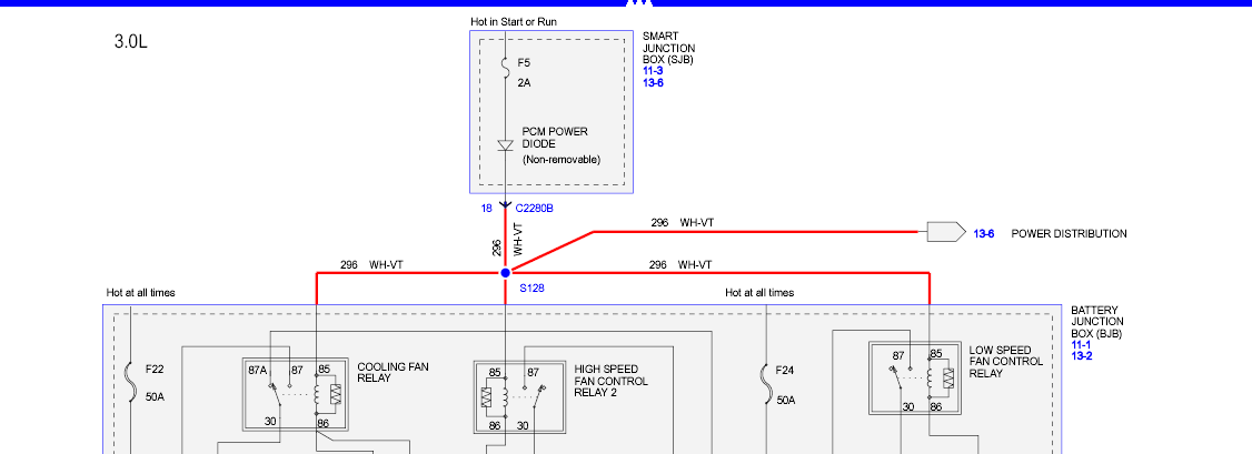 2005 ford escape ground signal fans ac voltage temperature sensor graphic graphic
