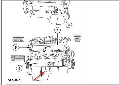 P 0996b43f802c548e additionally Oil Pan For 1999 Ford 7 3 Diesel also Showthread as well Honda 2 4l Engine Diagram Firing Order besides 2003 Fuel System Diagram For Duramax Diesel. on 03 chev water pump
